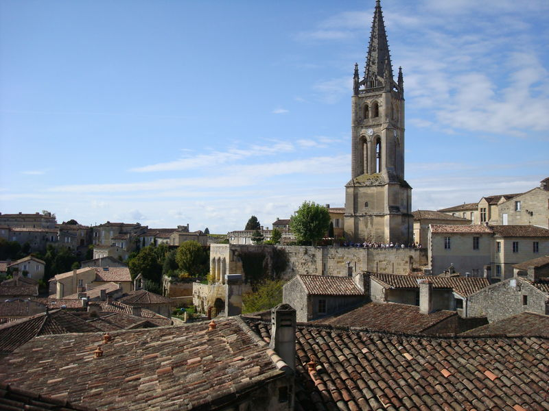 Clocher de Saint Emilion